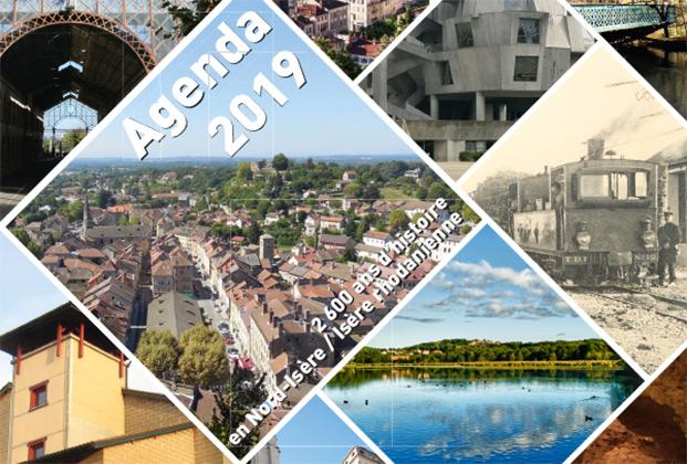 Agenda-éphéméride du Nord-Isère/Isère rhodanienne